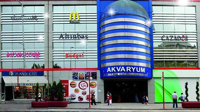 Akvaryum Alışveriş Merkezi
