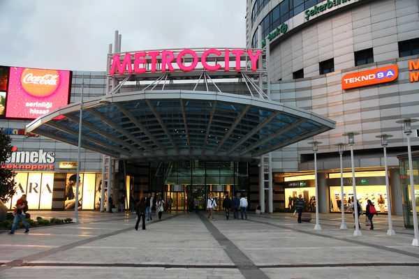 Metrocity Alışveriş Merkezi